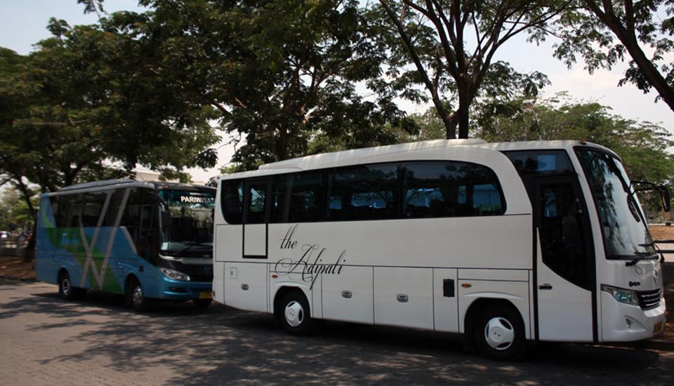 Bus Sedang